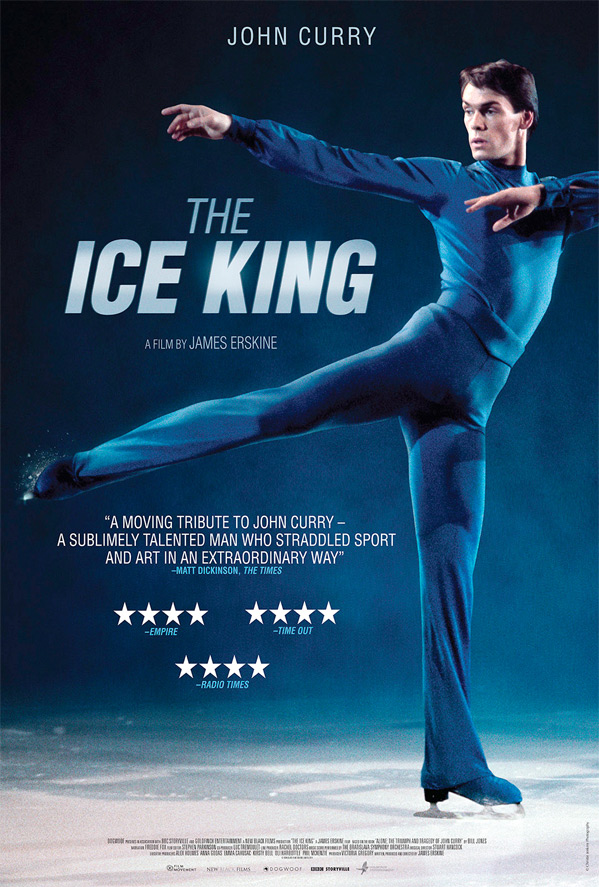 The Ice King Poster