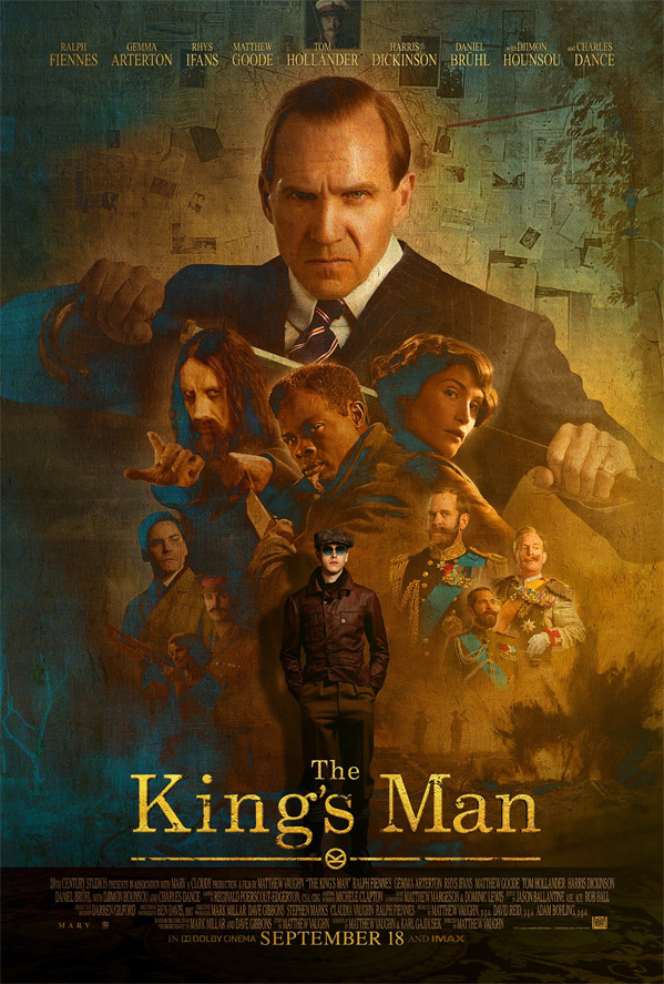 The King's Man Official Poster