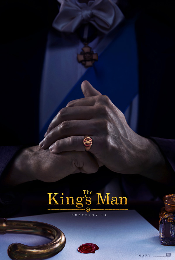 The King's Man Teaser Poster