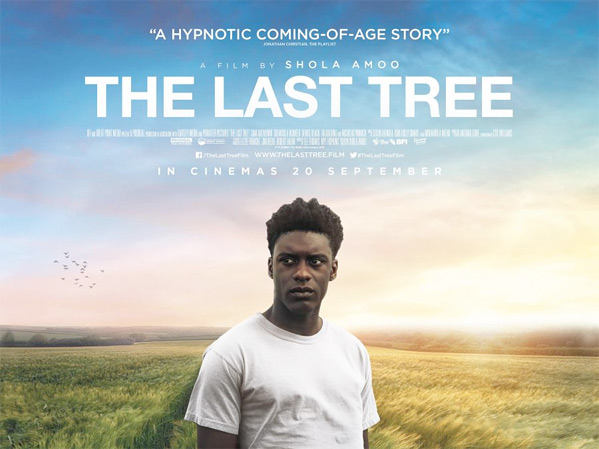 The Last Tree UK Poster
