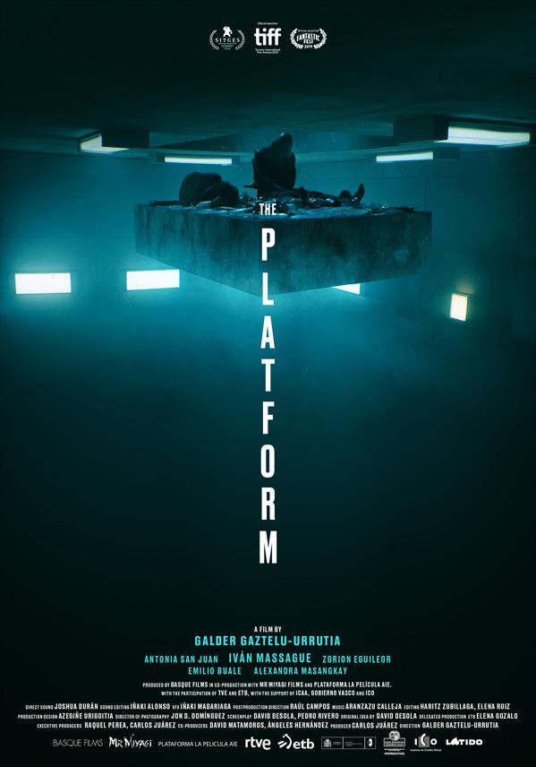 The Platform Poster