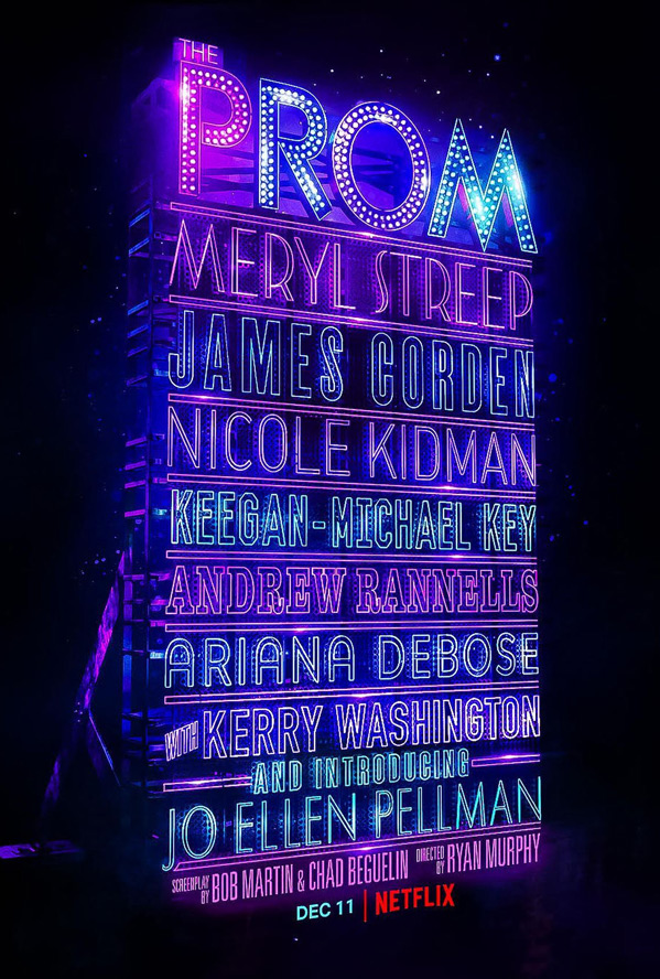 The Prom Musical Poster
