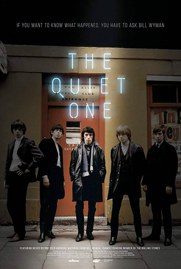 The Quiet One Doc Poster