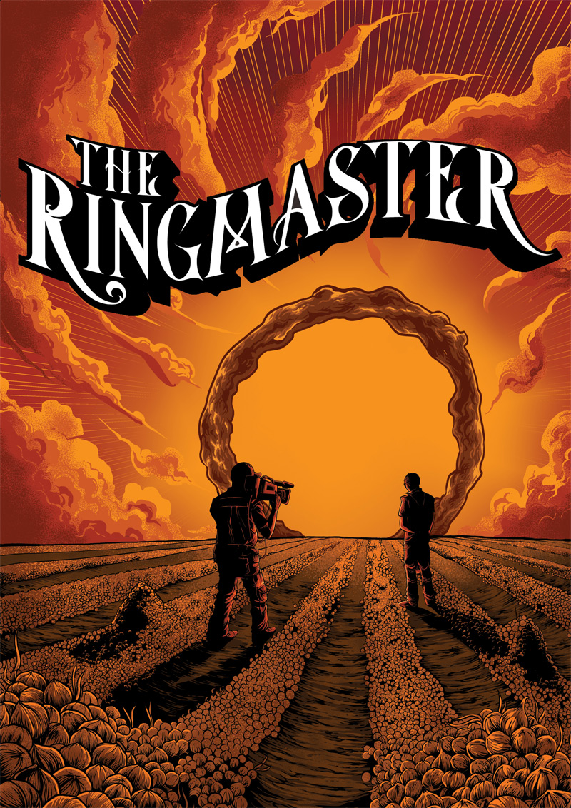 The Ringmaster Poster