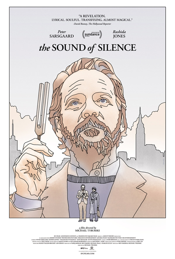 The Sound of Silence Poster