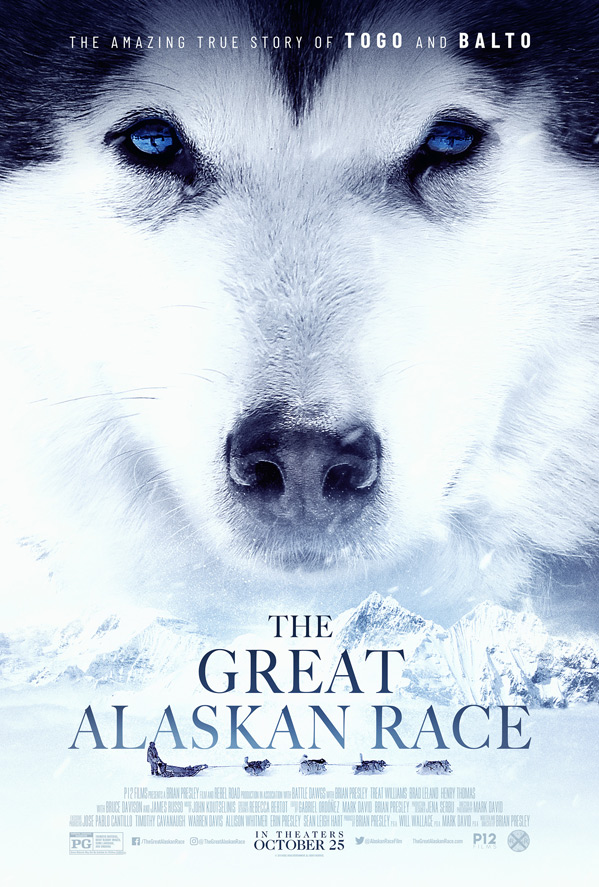 The Great Alaskan Race Poster