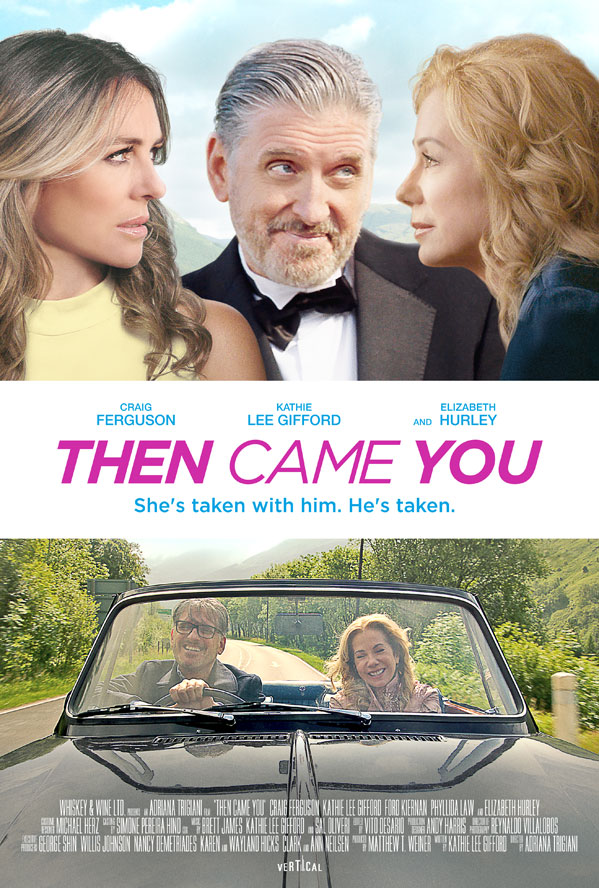 Then Came You Poster