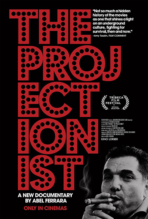 The Projectionist Film
