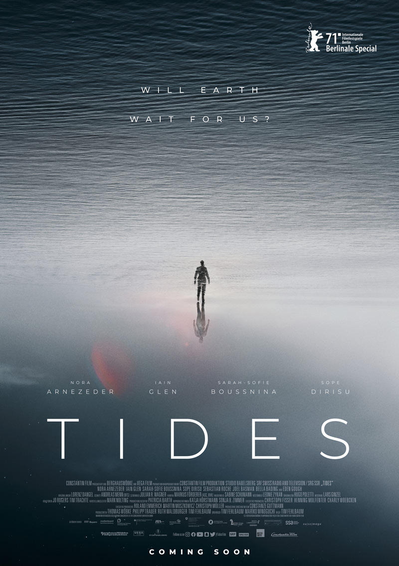 Tides Poster