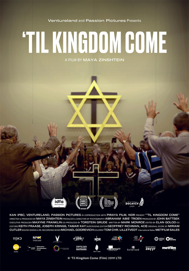Til Kingdom Come Poster