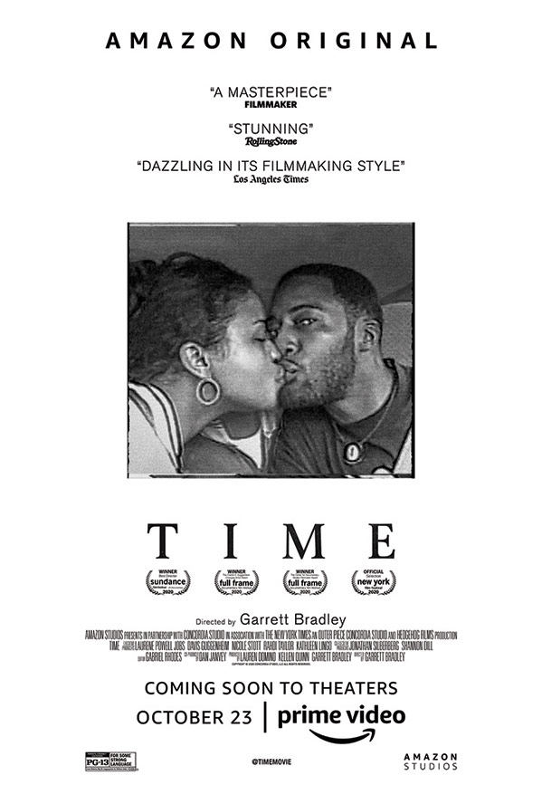 Time Film Poster