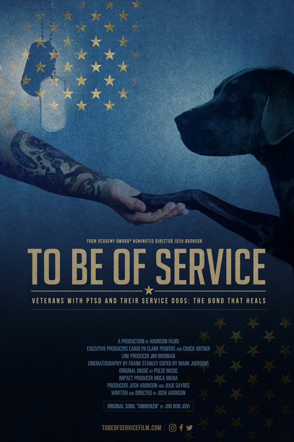 To Be of Service Poster