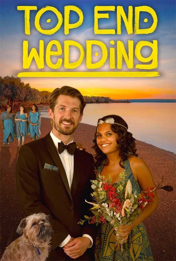 Top End Wedding Poster