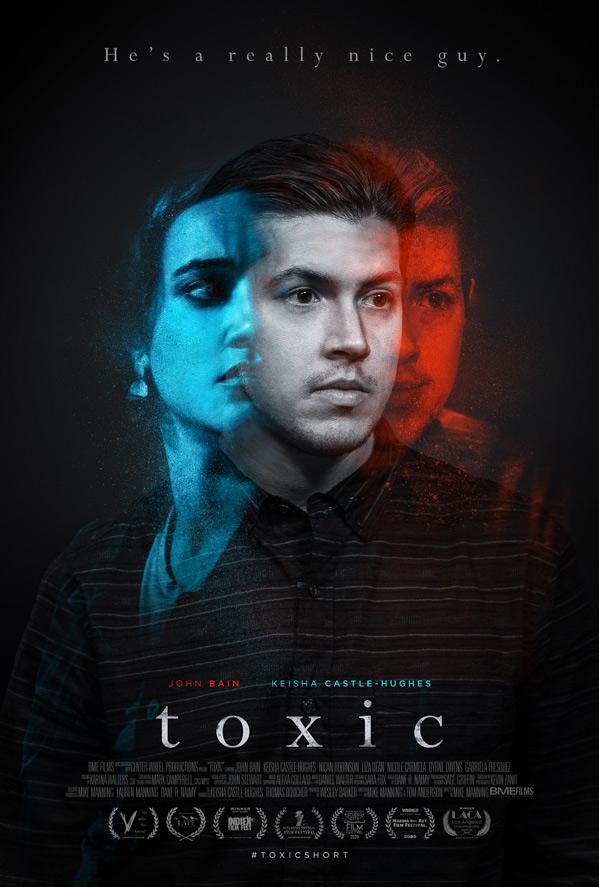 Toxic Short Film Poster
