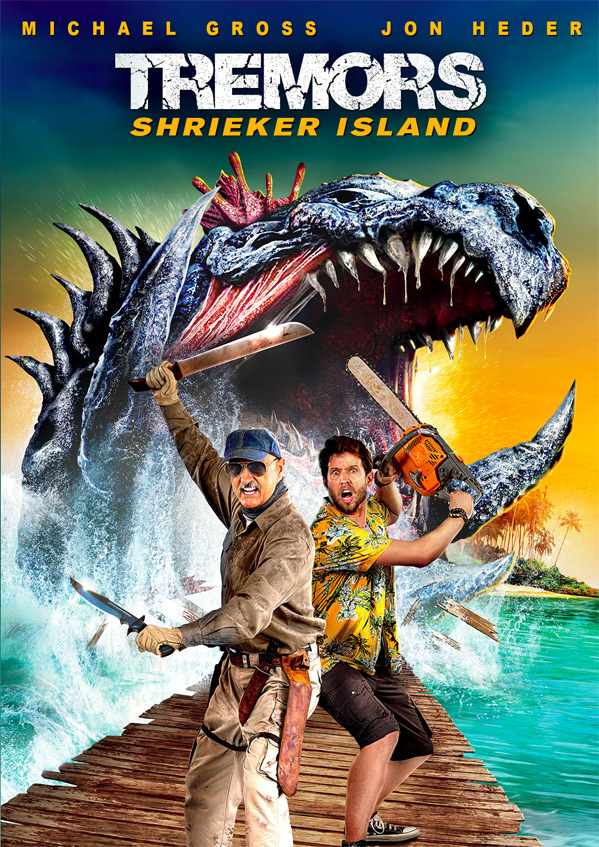 Tremors: Shrieker Island Poster