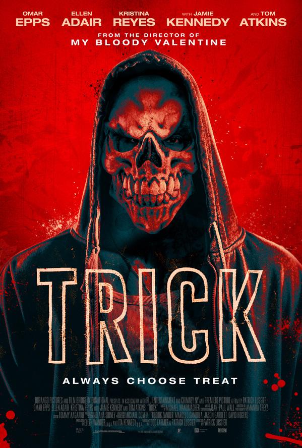Trick Poster ARt
