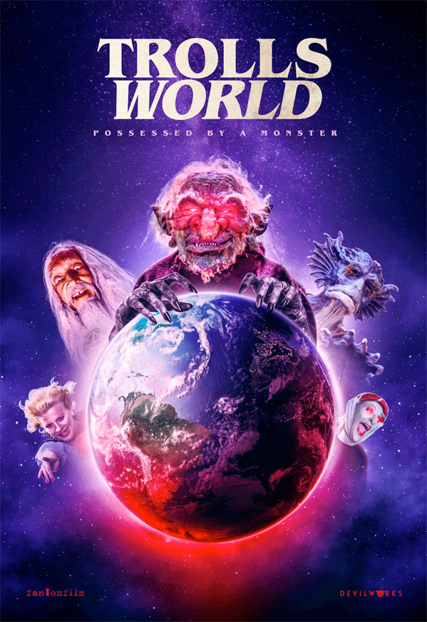 Trolls World Poster