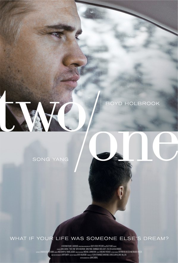 Two/One Poster