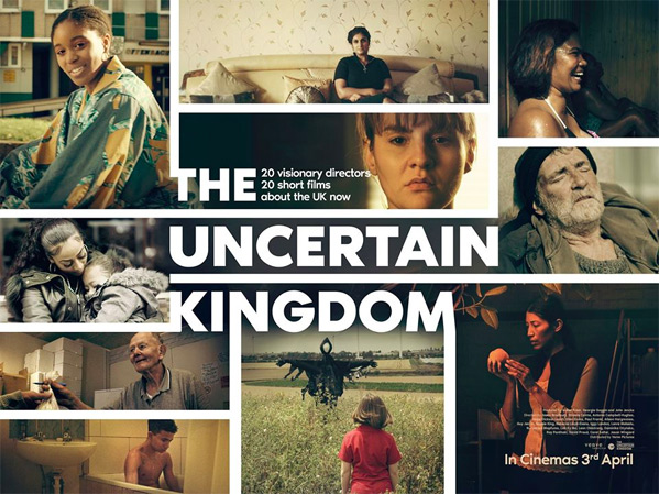 The Uncertain Kingdom Quad Poster
