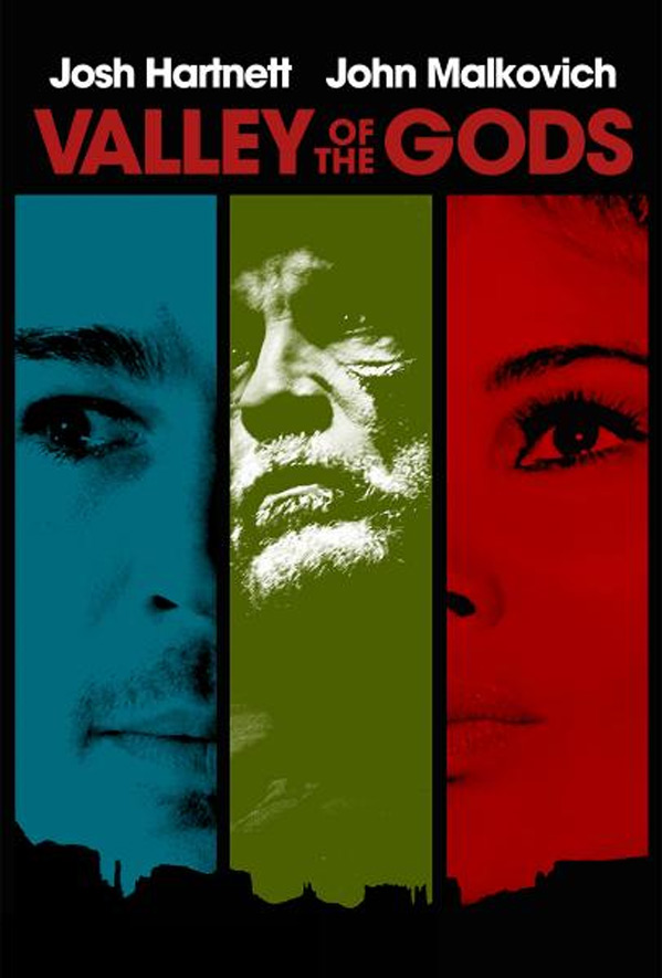 Valley of the Gods Poster