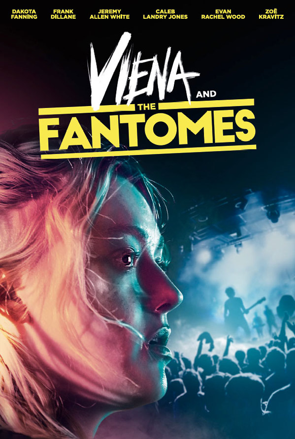 Viena and the Fantomes Poster