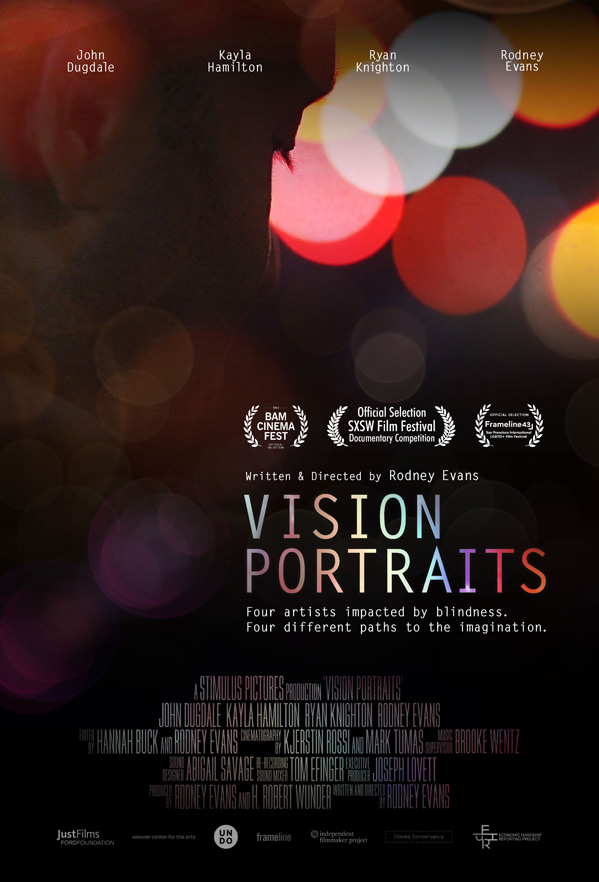 Vision Portraits Poster