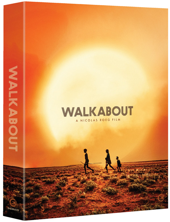 Walkabout Blu-ray Set