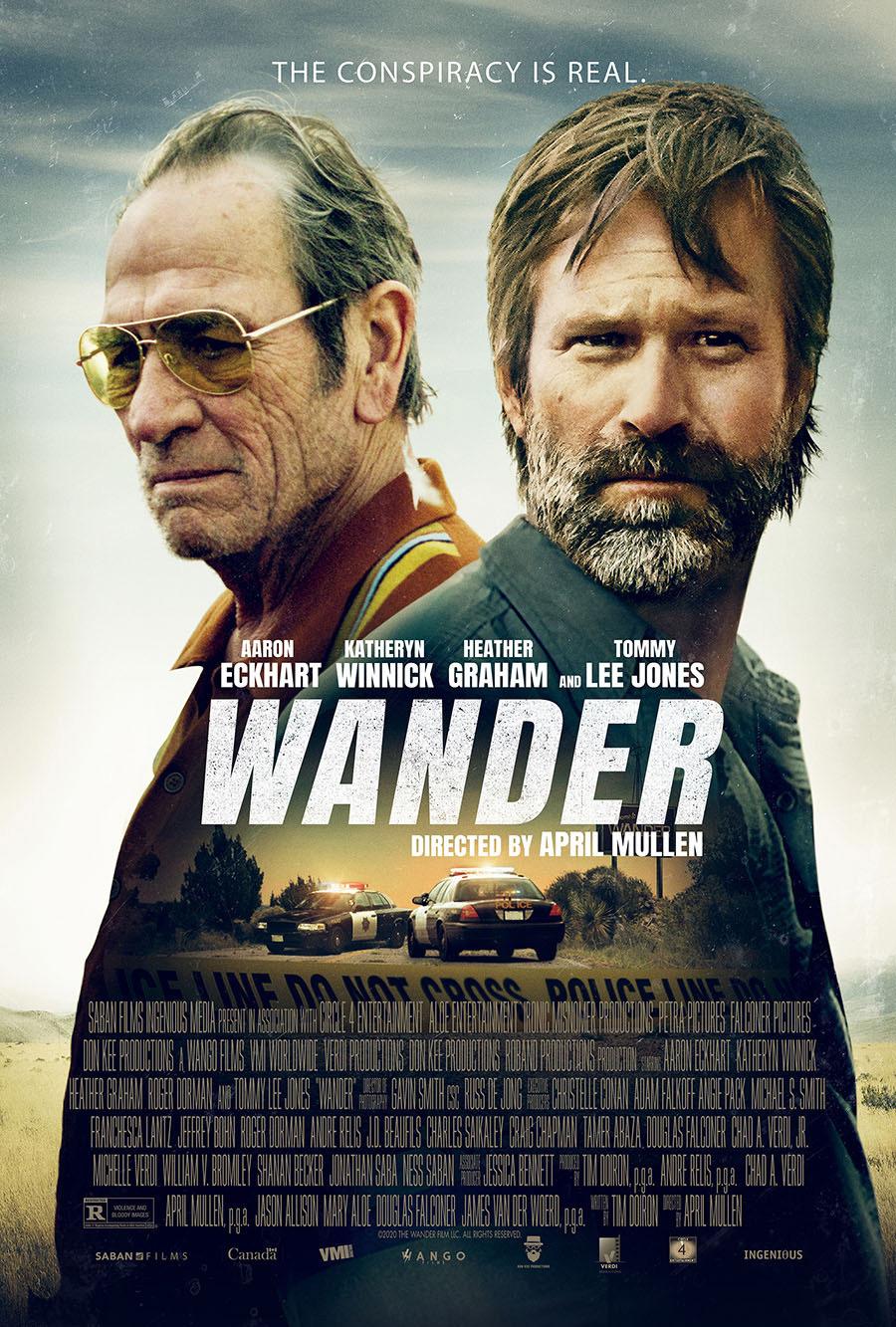 Wander Trailer