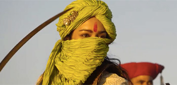 The Warrior Queen of Jhansi Trailer