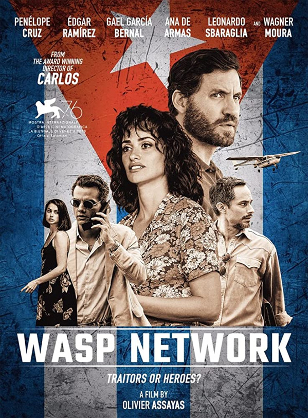 Wasp Network Poster
