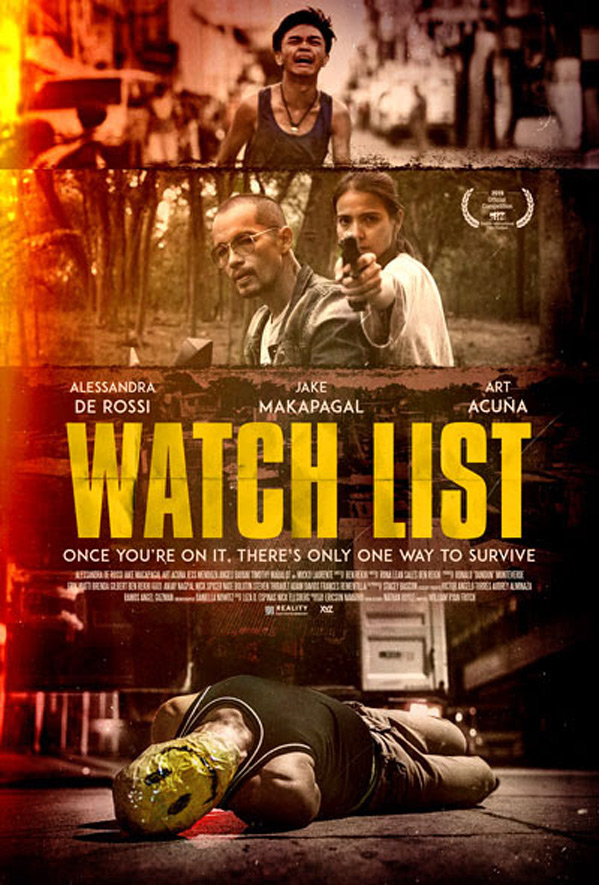 Watch List Poster