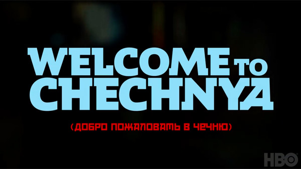 Welcome to Chechnya Poster