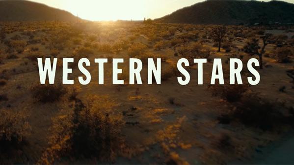 Western Stars Movie