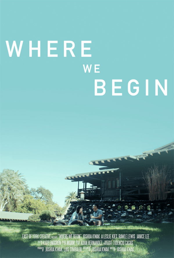 Where We Begin Poster