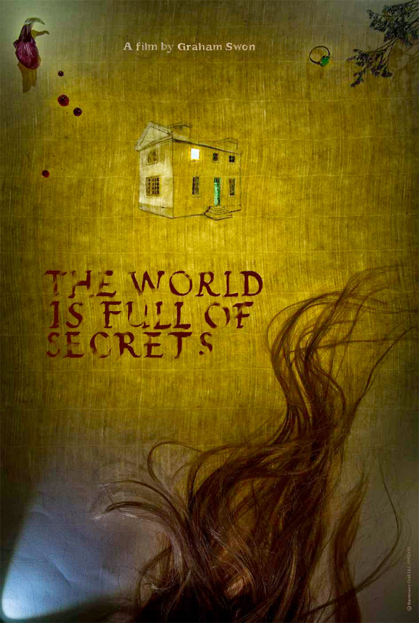 The World is Full of Secrets Poster