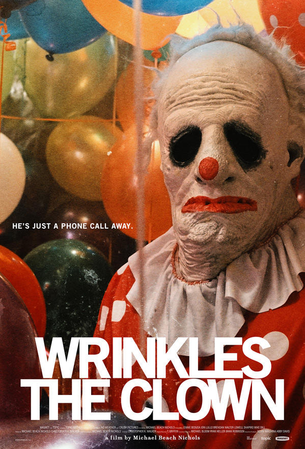 Wrinkles the Clown Doc Poster