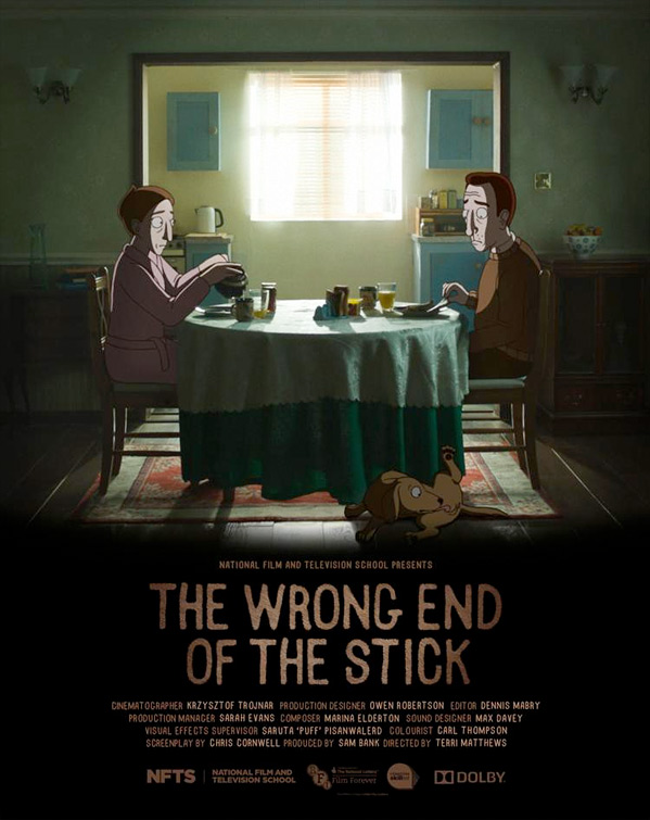 The Wrong End of the Stick Short Film