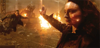 X-Men: Dark Phoenix Promo Spots