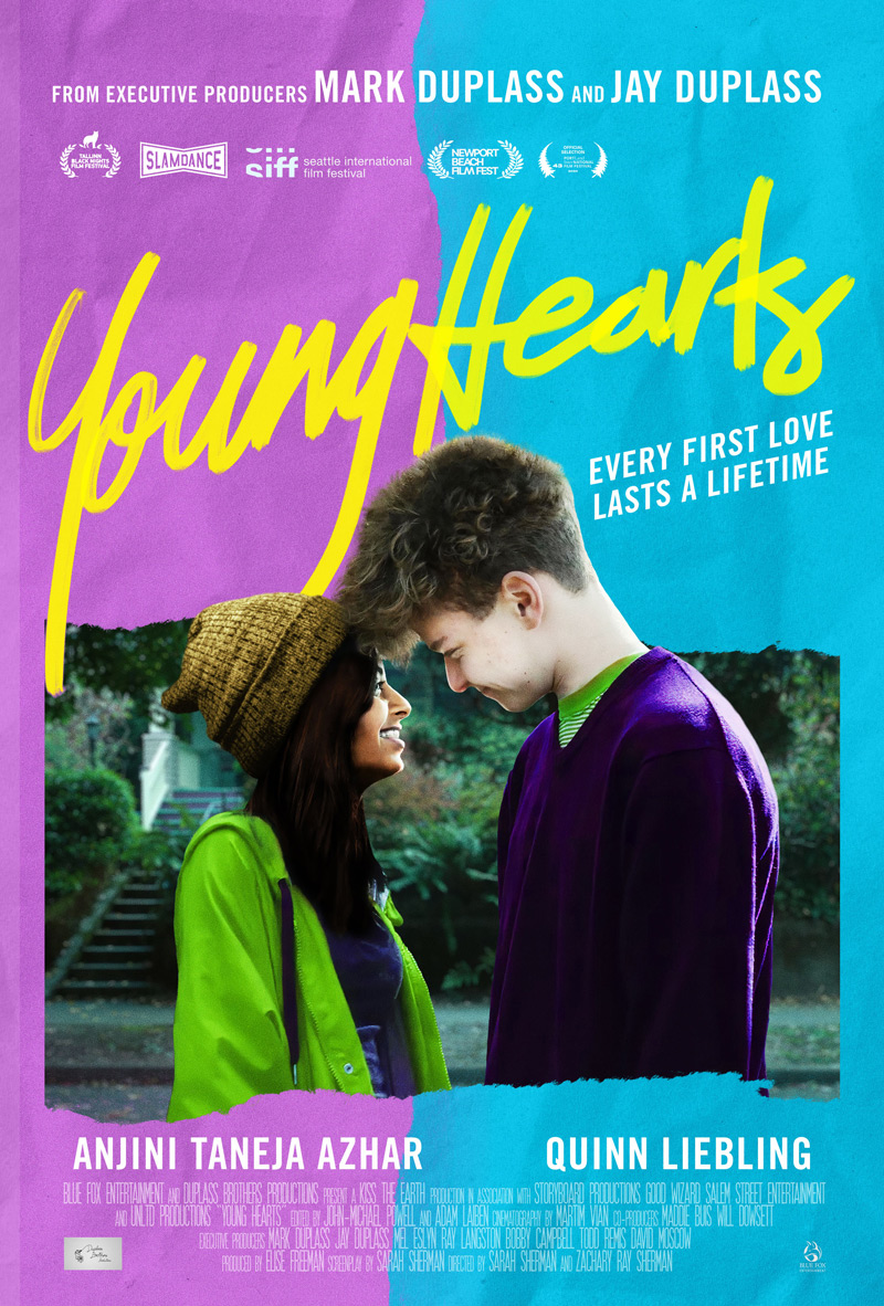 Young Hearts Poster