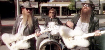 ZZ Top: That Little Ol' Band from Texas Trailer