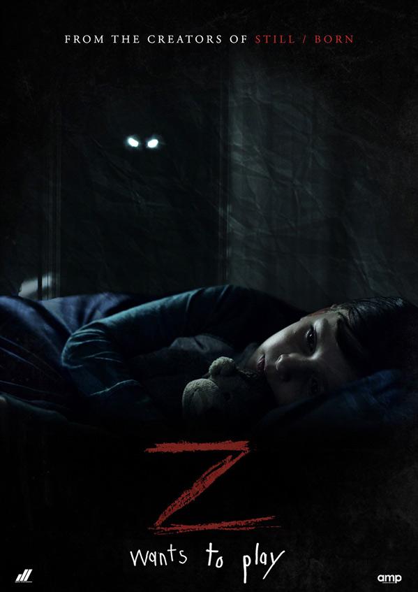 Z Horror Poster