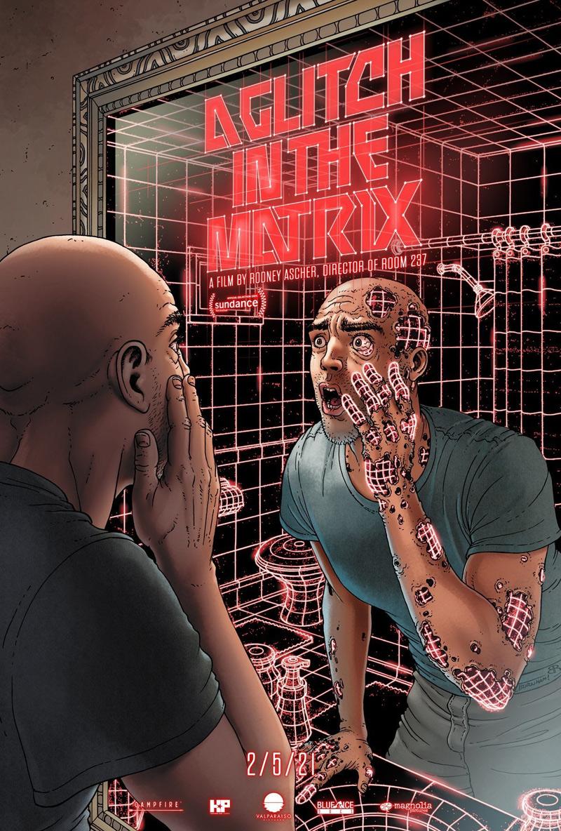 A Glitch in the Matrix Doc Poster
