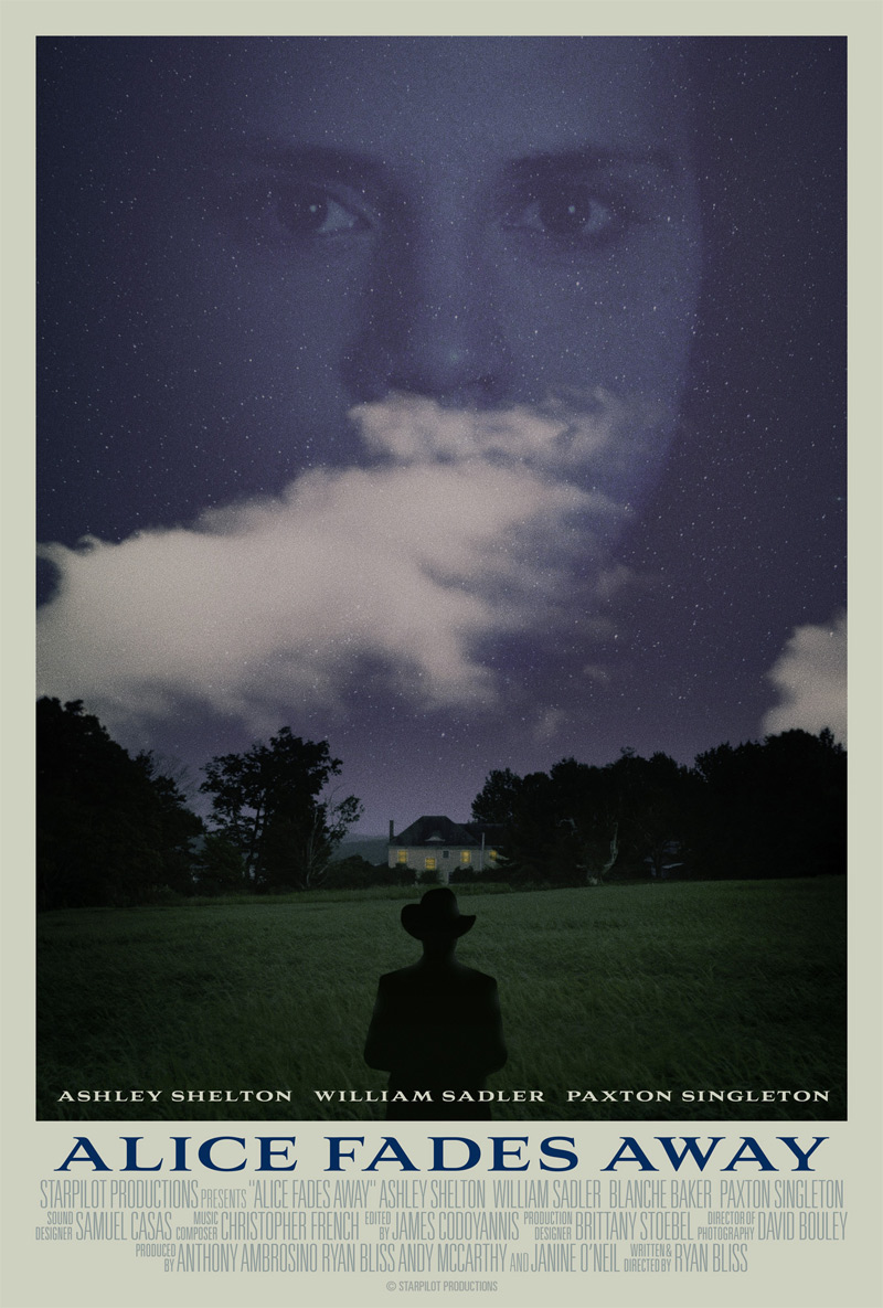 Alice Fades Away Poster