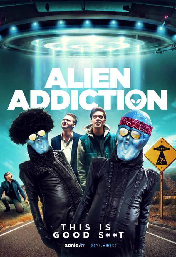 Alien Addiction Trailer
