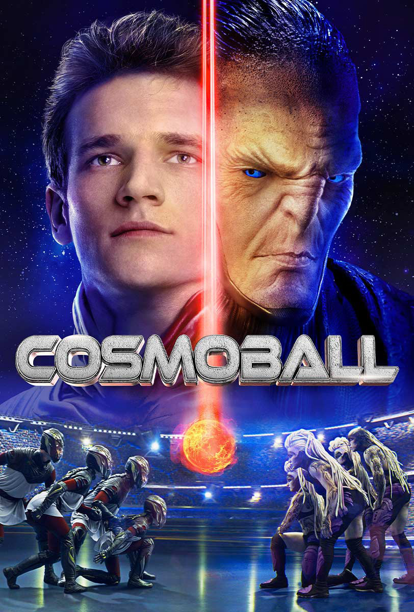 Cosmoball Poster