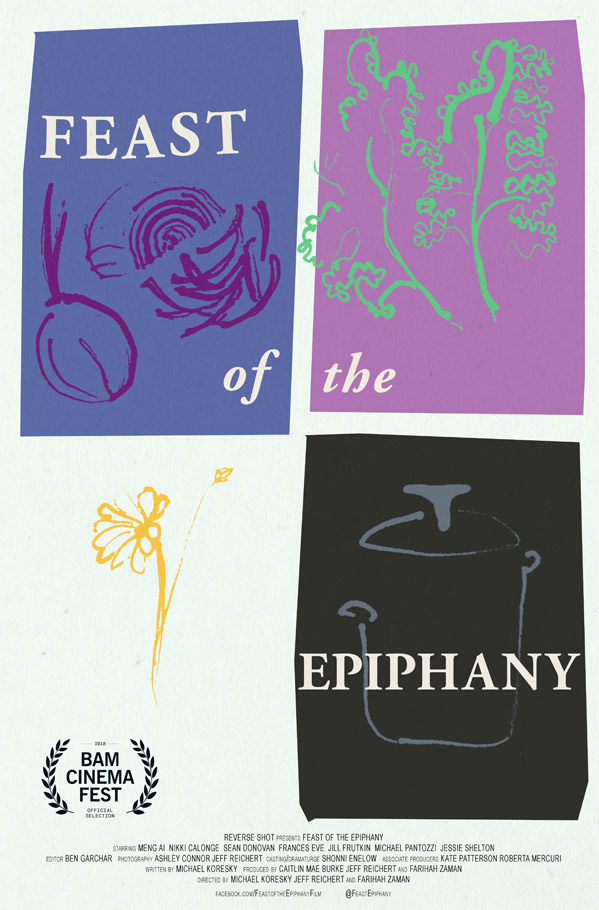 Feast of the Epiphany Poster