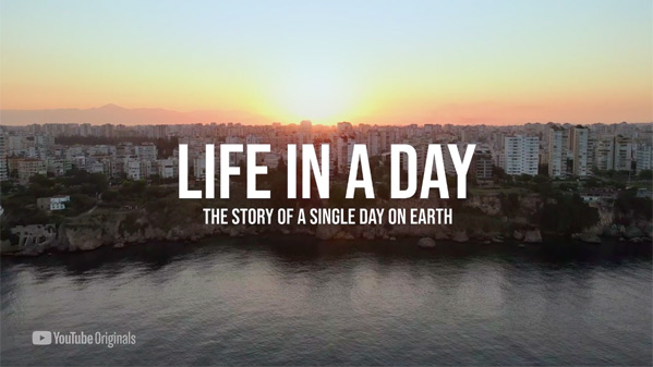 Life in a Day 2020 Poster
