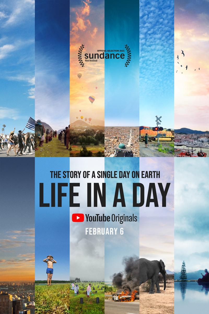 Poster Kehidupan dalam Sehari 2020