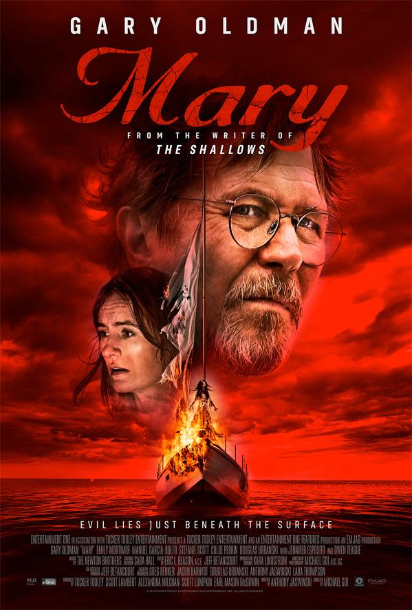 Mary Movie Poster