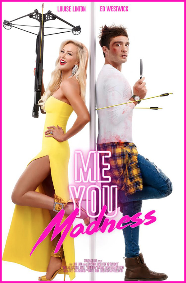 Me You Madness Poster